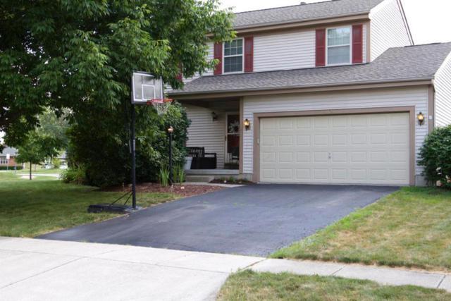5301 Beringer Drive, Hilliard, OH 43026 (MLS #219026639) :: ERA Real Solutions Realty