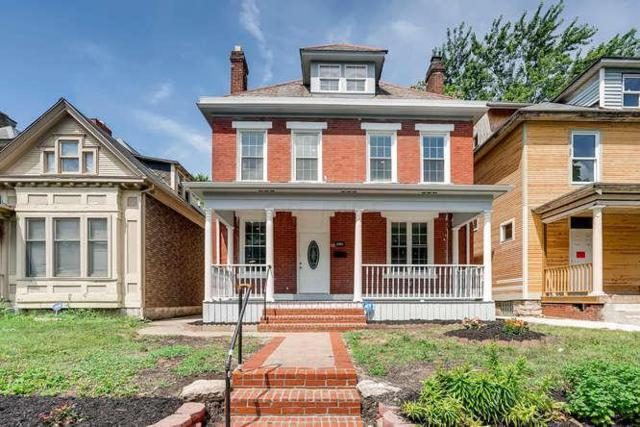 715 S Ohio Avenue, Columbus, OH 43205 (MLS #219026736) :: Brenner Property Group | Keller Williams Capital Partners