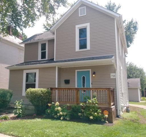 718 E Mulberry Street, Lancaster, OH 43130 (MLS #219026754) :: Brenner Property Group | Keller Williams Capital Partners