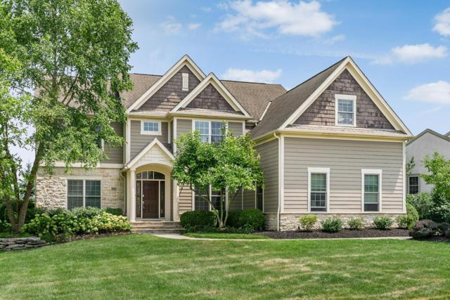 9821 Glasgow Court, Dublin, OH 43017 (MLS #219026850) :: Keith Sharick | HER Realtors