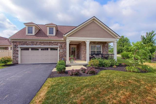 107 Courtyard Crossing Drive, Powell, OH 43065 (MLS #219026861) :: The Raines Group