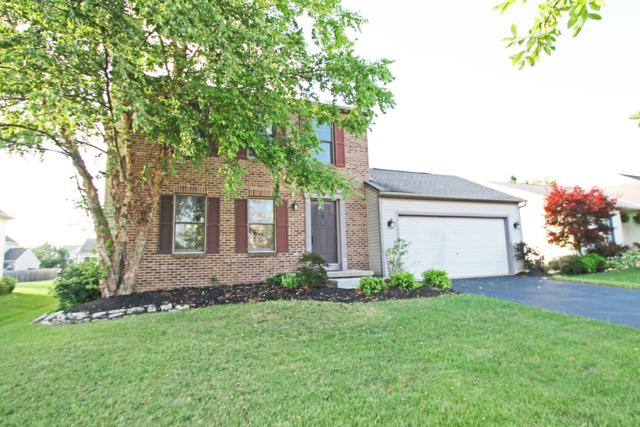 1072 Tarragon Drive, Marysville, OH 43040 (MLS #219026884) :: The Raines Group