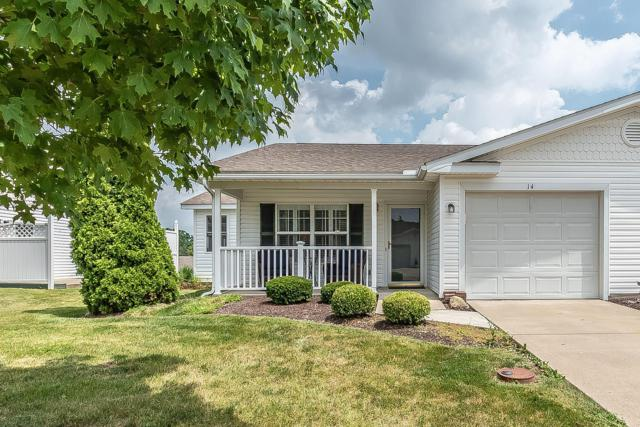 14 Highmeadow Drive, Mount Vernon, OH 43050 (MLS #219026895) :: Huston Home Team