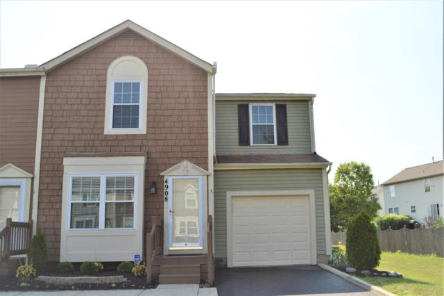 4908 Stoneybrook Boulevard 19F, Hilliard, OH 43026 (MLS #219026922) :: ERA Real Solutions Realty