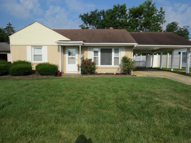 259 Merriman Drive, West Jefferson, OH 43162 (MLS #219026992) :: Berkshire Hathaway HomeServices Crager Tobin Real Estate