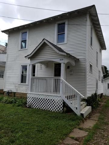 210 E Hamtramck Street, Mount Vernon, OH 43050 (MLS #219027051) :: Brenner Property Group | Keller Williams Capital Partners