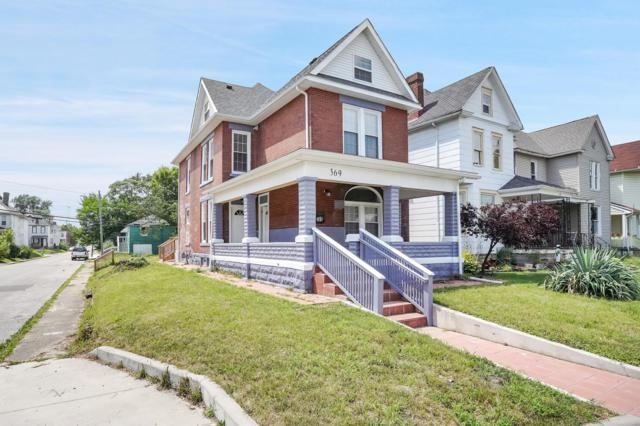 369 N Monroe Avenue, Columbus, OH 43203 (MLS #219027221) :: Signature Real Estate