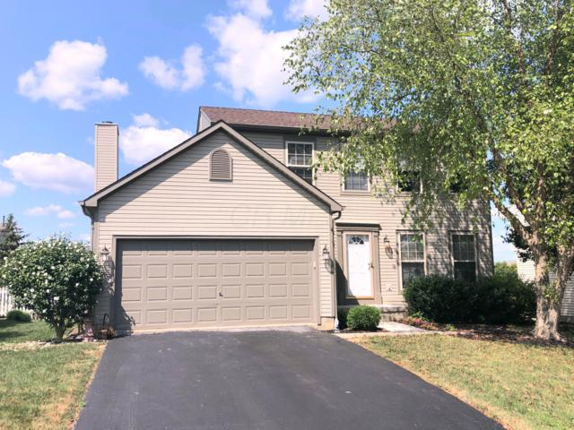 708 Granton Court, Lewis Center, OH 43035 (MLS #219027223) :: ERA Real Solutions Realty