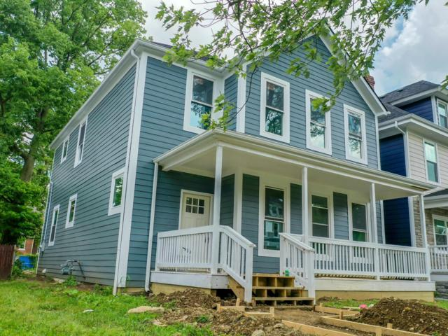 406 Stoddart Avenue, Columbus, OH 43205 (MLS #219027224) :: Signature Real Estate
