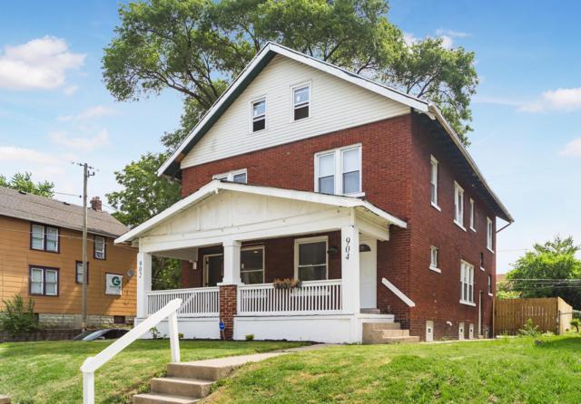 904 Carpenter Street, Columbus, OH 43206 (MLS #219027230) :: RE/MAX ONE