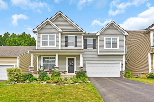 6049 Lambright Street, Westerville, OH 43081 (MLS #219027256) :: The Raines Group