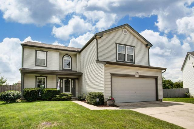 6899 Jacquard Court, Reynoldsburg, OH 43068 (MLS #219027486) :: Brenner Property Group | Keller Williams Capital Partners