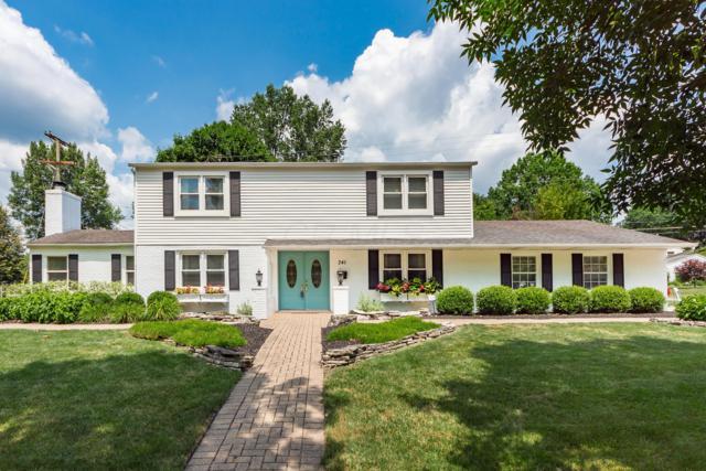 240 Larrimer Avenue, Worthington, OH 43085 (MLS #219027504) :: Signature Real Estate