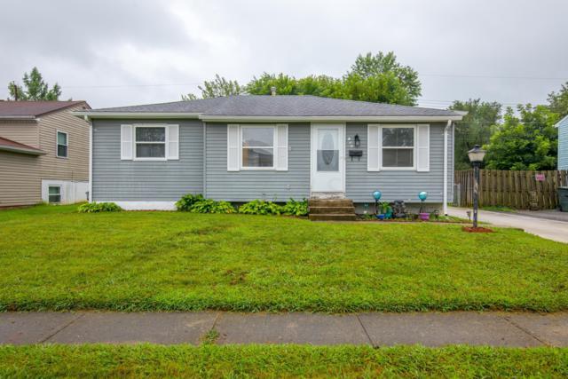 857 Higbee Drive S, Columbus, OH 43207 (MLS #219027684) :: Signature Real Estate