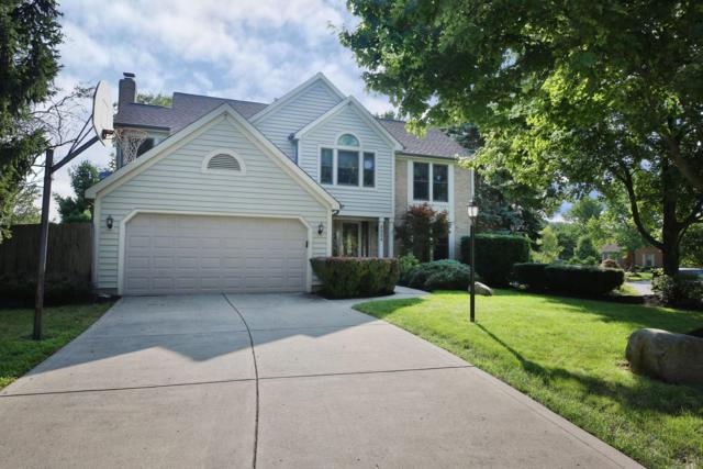 2224 Cloverdale Court, Columbus, OH 43235 (MLS #219027759) :: Keith Sharick | HER Realtors