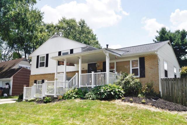 4811 Dickens Drive, Columbus, OH 43227 (MLS #219028046) :: Signature Real Estate