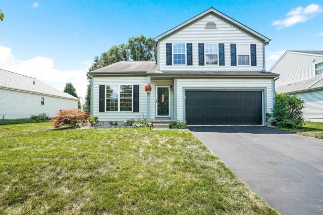 124 Millcroft Place, Delaware, OH 43015 (MLS #219028212) :: Brenner Property Group | Keller Williams Capital Partners