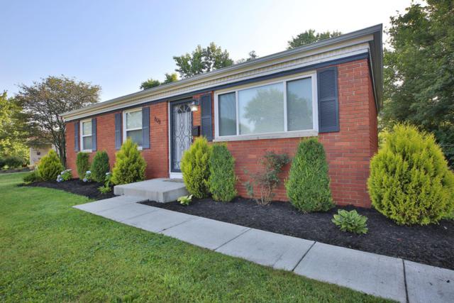 808 Hunt Valley Drive, Reynoldsburg, OH 43068 (MLS #219028214) :: Signature Real Estate