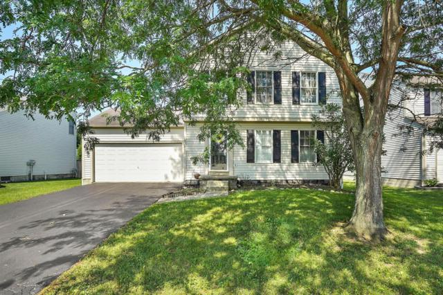 828 Whitehead Drive, Pataskala, OH 43062 (MLS #219028367) :: The Raines Group