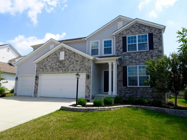 244 Lillian Drive, Pickerington, OH 43147 (MLS #219028427) :: Huston Home Team