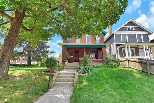 721 Kimball Place, Columbus, OH 43205 (MLS #219028486) :: Signature Real Estate