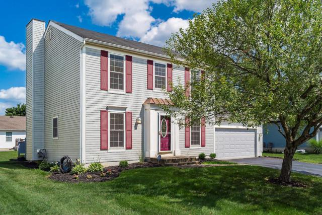 596 Courtland Lane, Pickerington, OH 43147 (MLS #219028534) :: Signature Real Estate