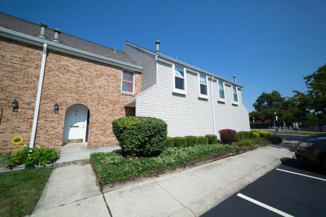 134 W Ticonderoga Drive Unit G, Westerville, OH 43081 (MLS #219028590) :: ERA Real Solutions Realty