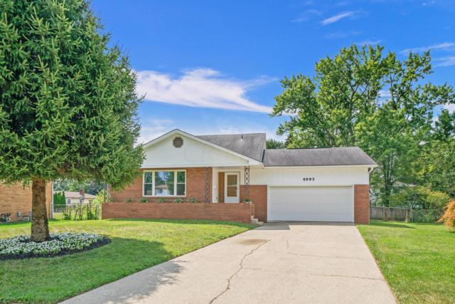 4993 Woodbriar Place, Columbus, OH 43229 (MLS #219028706) :: The Raines Group