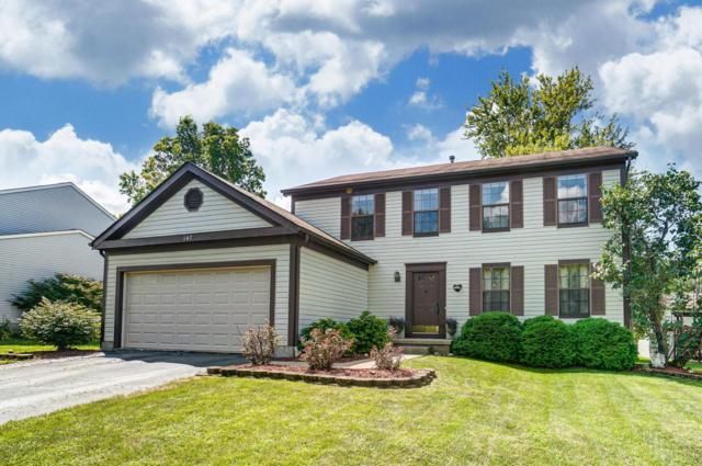 147 Windrow Court, Gahanna, OH 43230 (MLS #219028768) :: Keller Williams Excel