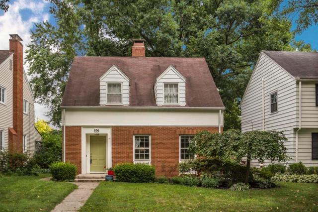 936 S Roosevelt Avenue, Bexley, OH 43209 (MLS #219028819) :: Signature Real Estate