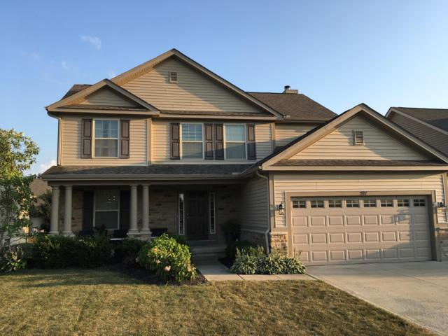 597 Fields Meadow Drive, Sunbury, OH 43074 (MLS #219028895) :: Brenner Property Group | Keller Williams Capital Partners