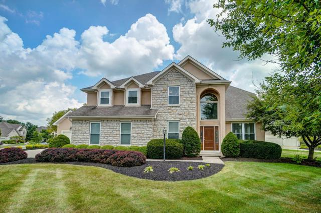 5101 Medallion Drive W, Westerville, OH 43082 (MLS #219028899) :: Shannon Grimm & Partners Team