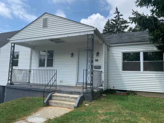 201 S James Road, Columbus, OH 43213 (MLS #219028957) :: Brenner Property Group | Keller Williams Capital Partners
