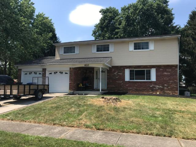 620 Codrington Circle, Columbus, OH 43230 (MLS #219028975) :: The Raines Group