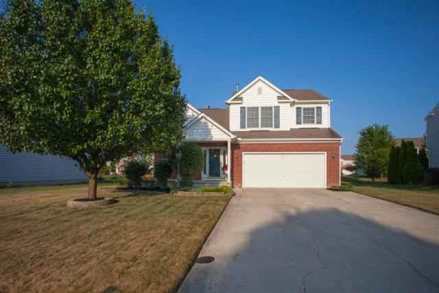 7560 Blue Holly Drive, Lewis Center, OH 43035 (MLS #219028999) :: Signature Real Estate
