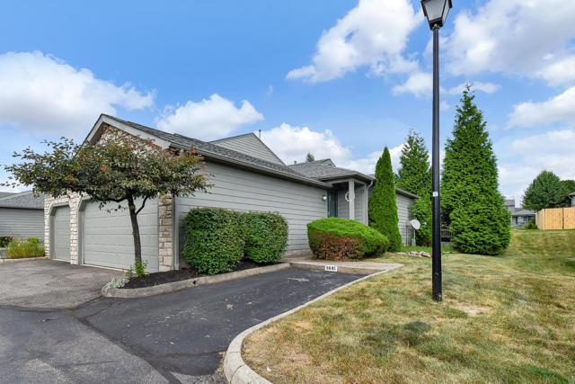 5691 Blendonridge Drive 76E, Columbus, OH 43230 (MLS #219029064) :: The Raines Group