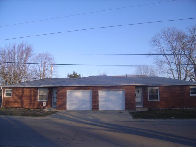 240-242 Smith Street, West Jefferson, OH 43162 (MLS #219029126) :: Berkshire Hathaway HomeServices Crager Tobin Real Estate
