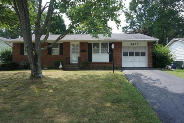 6465 Kings Charter Road, Reynoldsburg, OH 43068 (MLS #219029343) :: Signature Real Estate