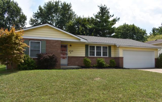 2343 Salem Avenue, Grove City, OH 43123 (MLS #219029379) :: Signature Real Estate