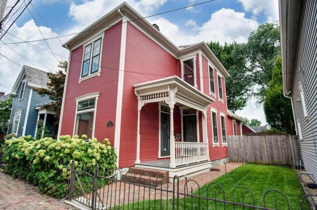 357 Jackson Street, Columbus, OH 43206 (MLS #219029472) :: Huston Home Team