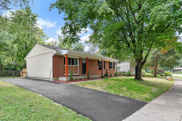 5195 Burdett Drive, Columbus, OH 43232 (MLS #219029549) :: The Raines Group