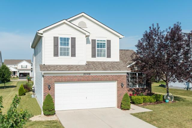 2288 Trophy Drive, Marysville, OH 43040 (MLS #219029689) :: The Raines Group
