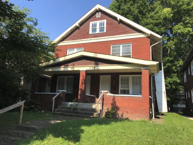 609-611 Fairwood Avenue, Columbus, OH 43205 (MLS #219029706) :: RE/MAX ONE