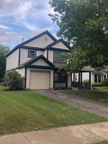 3064 Meadowsglen Court, Dublin, OH 43017 (MLS #219029751) :: The Clark Group @ ERA Real Solutions Realty