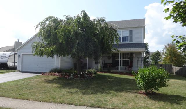 1550 Bay Laurel Drive, Marysville, OH 43040 (MLS #219029877) :: The Raines Group