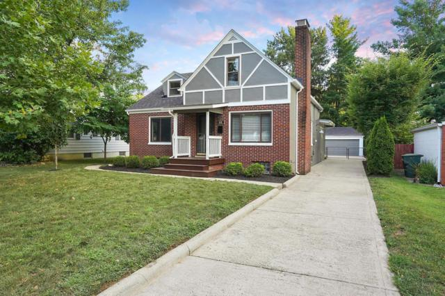 535 E Beaumont Road, Columbus, OH 43214 (MLS #219029933) :: The Raines Group