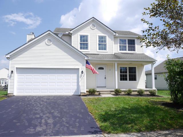 444 W Hunters Drive, Newark, OH 43055 (MLS #219030008) :: Susanne Casey & Associates