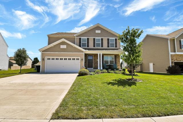 8871 Patterson Loop, Reynoldsburg, OH 43068 (MLS #219030045) :: Signature Real Estate