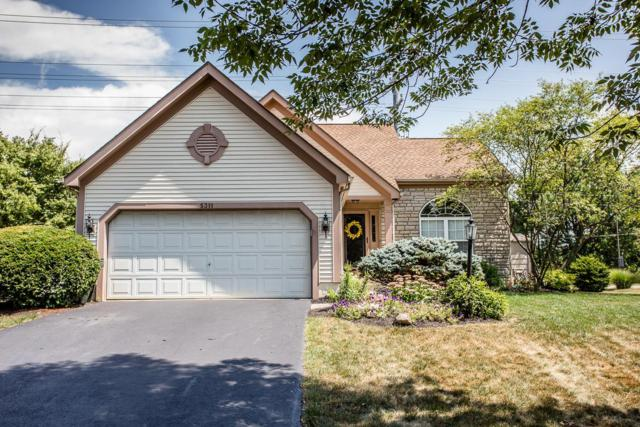 5311 Beringer Drive, Hilliard, OH 43026 (MLS #219030125) :: The Raines Group