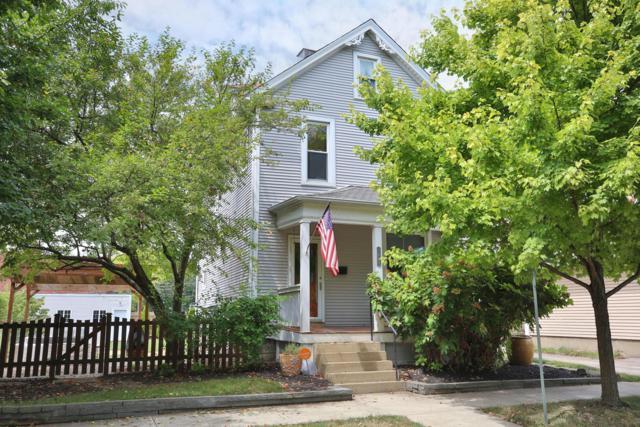 1267 City Park Avenue, Columbus, OH 43206 (MLS #219030322) :: The Raines Group